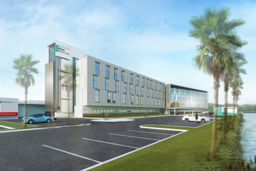 Delray Medical Center Patient Tower & Parking