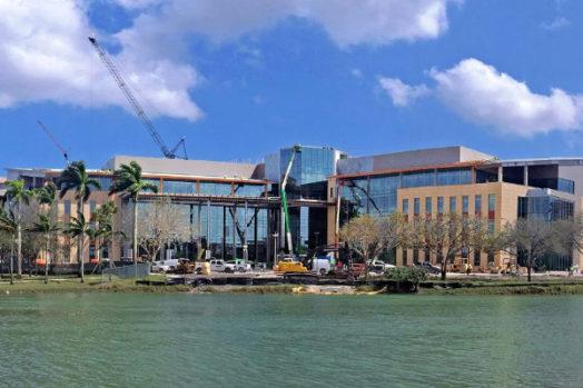 Miami Center Institute Proton Therapy Center