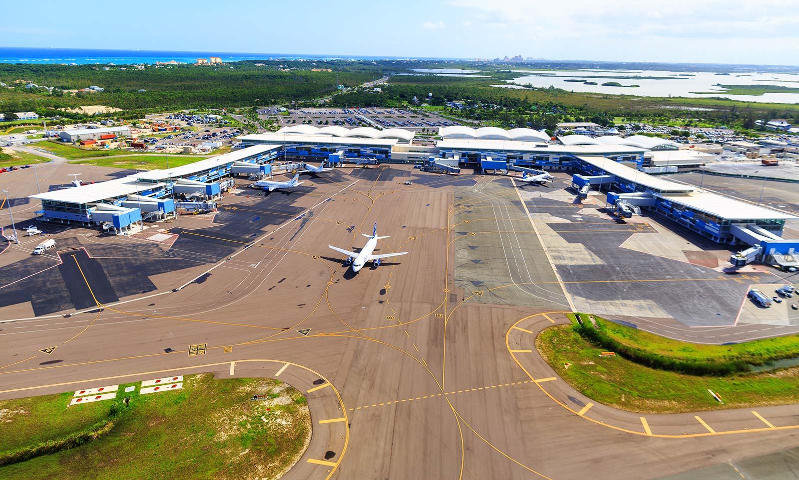 Lynden Pindling Internatinal Airport