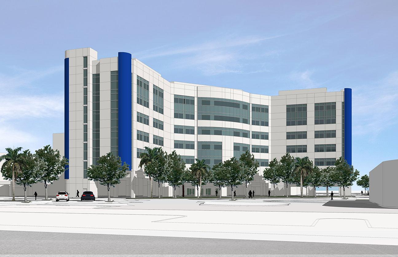 Memorial Hospital West